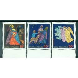 Nouvelle Zélande 1985 - Mi. n. 942/944 - Noël