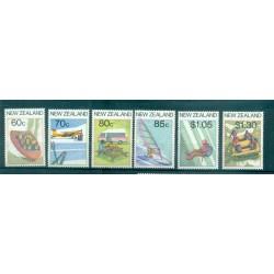 Nouvelle Zélande 1987 - Mi. n. 978/983 - Tourisme et Sport