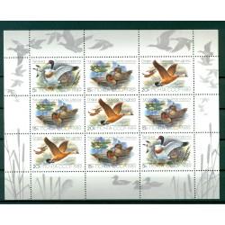 URSS 1989 - Y & T n. 5641/43 - Canards et oie