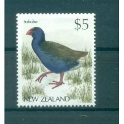 Nouvelle Zélande 1988 - Mi. n. 1021 - Oiseaux