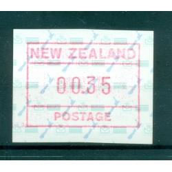 Nouvelle Zélande 1986 - Mi. n. 2 - Distributeur 00.35