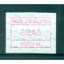 Nouvelle Zélande 1986 - Mi. n. 2 - Distributeur 00.40
