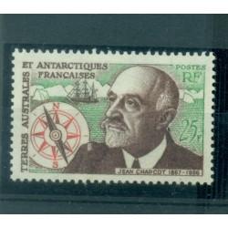 T.A.A.F. 1961 - Mi. n. 24 - Jean Charcot
