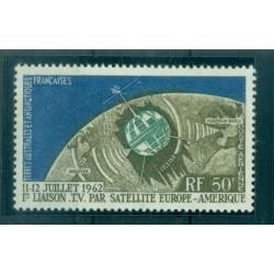"""T.A.A.F. 1962 - Mi. n. 27 - """"Telstar"""""""