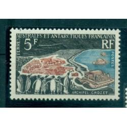 T.A.A.F. 1963 - Mi. n. 28 - Archipel Crozet