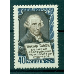 URSS 1959 - Y & T n. 2173 - Joseph Haydn