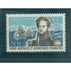T.A.A.F. 1968 - Mi. n. 39 - J. S. C. Dumont d'Urville
