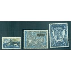 T.A.A.F. 1969 - Mi. n. 52/54 - Simboli nazionali