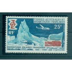 T.A.A.F. 1969 - Mi. n. 50 - Spedizioni polari