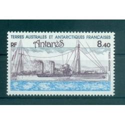T.A.A.F. 1981 - Mi. n. 175 - Bateaux