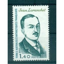 T.A.A.F. 1981 - Mi. n. 161 - J. Loranchet