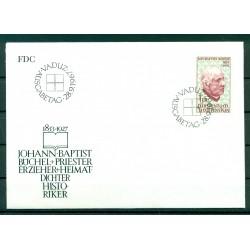 Liechtenstein 1967 - Y & T n. 431 - Johann Baptist Büchel