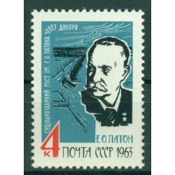 USSR 1963 - Y & T n. 2704 - Academicians