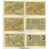 OLD GERMANY EMERGENCY PAPER MONEY - NOTGELD Dorsten 1922