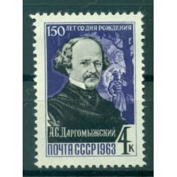 URSS 1963 - Y & T n. 2711 - Alexandre Dargomyjski
