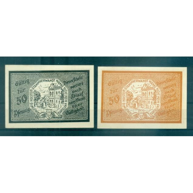 OLD GERMANY EMERGENCY PAPER MONEY - NOTGELD Trittau 1922