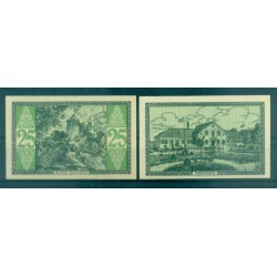 OLD GERMANY EMERGENCY PAPER MONEY - NOTGELD Duben 1921