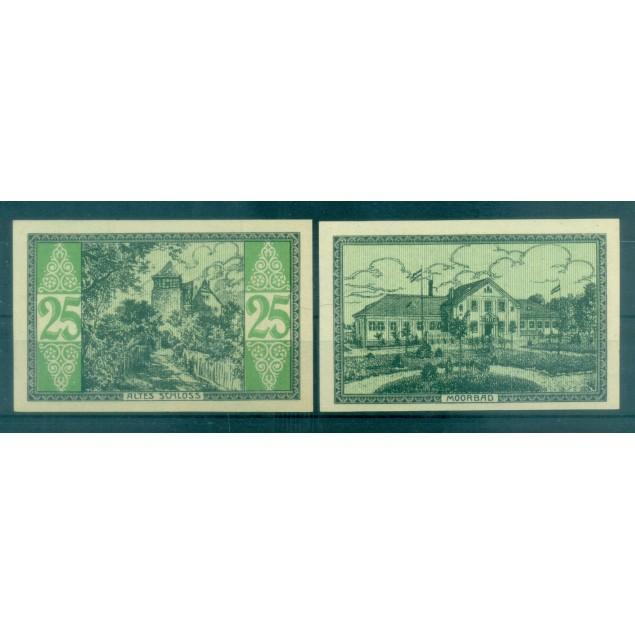 OLD GERMANY EMERGENCY PAPER MONEY - NOTGELD Duben 1921