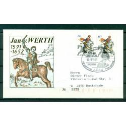 Germany 1991 - Y & T n.1336 - Jan von Werth (ii)