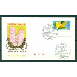 Germany 1983 - Y & T n.1006 - International Horticultural Exhibition