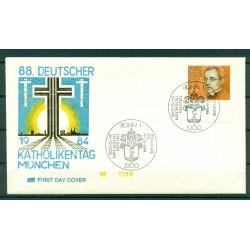 Allemagne 1984 - Y & T n. 1049 - Journée des catholiques allemands