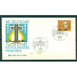 Germany 1984 - Y & T n. 1049 - German Catholics Day