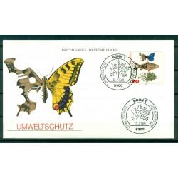 Allemagne 1981 - Y & T n. 919 - Protection de l'environnement et de la