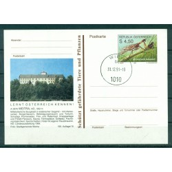 Autriche  1991 - Entier postal  Weitra - 4,50 S
