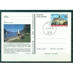 Autriche  1990 - Entier postal  Achenkirch am Achensee - 5 S