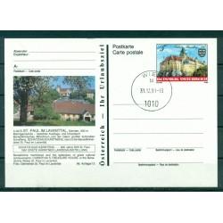Autriche  1990 - Entier postal  St. Paul im Lavanttal - 5 S