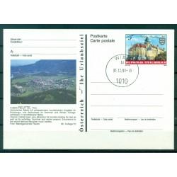 Autriche  1990 - Entier postal  Reutte - 5 S