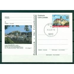 Autriche  1990 - Entier postal  Salzbourg - 5 S