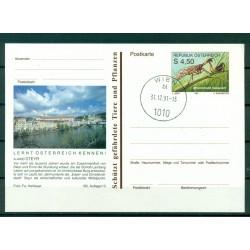 Autriche  1991 - Entier postal  Steyr - 4,50 S