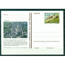 Austria 1991 - Intero postale Bad Leonfelden -  4,50 S