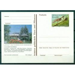Autriche  1991 - Entier postal  Bad Schonau - 4,50 S