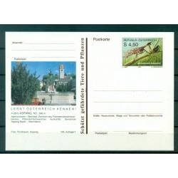 Autriche  1991 - Entier postal  Aspang - 4,50 S