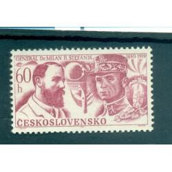 Czechoslovakia 1969 - Mi. n. 1875 - M. Stefanik