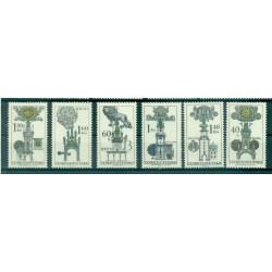 Czechoslovakia 1970 - Mi. n. 1952/1957 - Coats