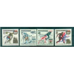 Czechoslovakia 1971 - Mi. n. 2045/2048 - Olympic Committee