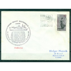 Germany 1974 - Covers transport-ship Westerwald
