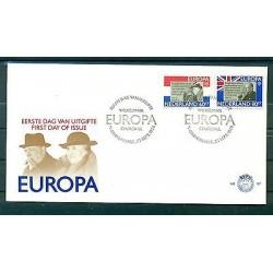 Pays-Bas - Netherlands 1980 - Michel n. 1168/69 - Europa