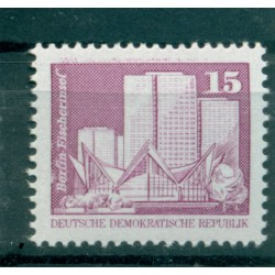 Germany - GDR 1980 - Y & T n. 2147 - Definitive (Michel n. 2501 v)
