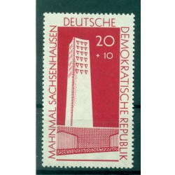 Germany - GDR 1960 - Y & T n. 499 - Sachsenhausen Memorial (Michel n. 783 a)
