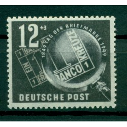 Germany - GDR 1949 - Y & T n. D1 - Stamp Day (Michel n. 245)