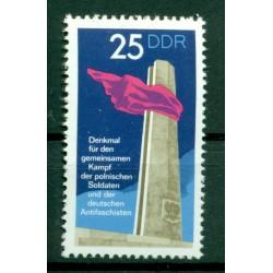 Allemagne - RDA 1972 - Y & T n. 1484 - Monument consacré à la lutte commune (Michel n. 1798)
