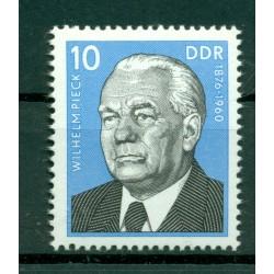 Germany - GDR 1975 - Y & T n. 1785 - Wilhelm Pieck (Michel n. 2106)