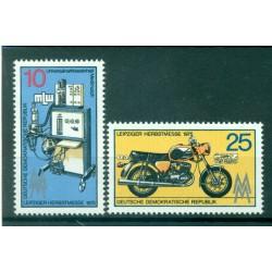 Germany - GDR 1975 - Y & T n. 1756/57 - Leipzig Fall Fair (Michel n. 2076/77)