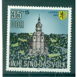 Germany - GDR 1990 - Y & T n. 2919 - Demonstrations  (Michel n. 3315)