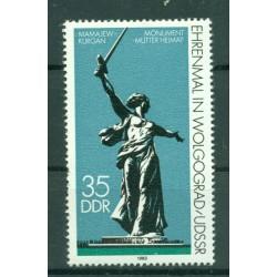 Germania - RDT 1983 - Y & T n. 2472 - Memoriale di Volgograd (Michel n. 2830)