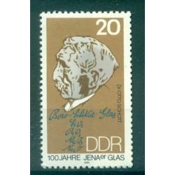 Germania - RDT 1984 - Y & T n. 2482 - Produzione di vetro di Jena (Michel n. 2848)